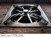 Купить «Огромный вентилятор», фото № 779210, снято 19 марта 2019 г. (c) Losevsky Pavel / Фотобанк Лори