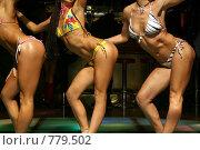 Купить «Танцовщицы в ночном клубе», фото № 779502, снято 10 декабря 2006 г. (c) Losevsky Pavel / Фотобанк Лори