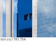 Современный небоскреб. Стоковое фото, фотограф Здоров Кирилл / Фотобанк Лори