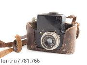 Старая фотокамера. Стоковое фото, фотограф Здоров Кирилл / Фотобанк Лори