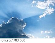 Небо. Стоковое фото, фотограф Алексей Хляпов / Фотобанк Лори