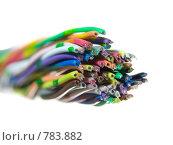 Купить «Разноцветный кабель», фото № 783882, снято 14 ноября 2008 г. (c) Косоуров Юрий / Фотобанк Лори