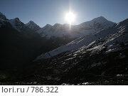Купить «Вершины», фото № 786322, снято 28 октября 2008 г. (c) Кудрина Надежда / Фотобанк Лори