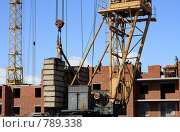 Купить «Строительство», фото № 789338, снято 29 марта 2009 г. (c) Хижняк Сергей / Фотобанк Лори