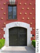 Купить «Театр-музей Сальвадора Дали», фото № 789874, снято 10 марта 2009 г. (c) Брыков Дмитрий / Фотобанк Лори