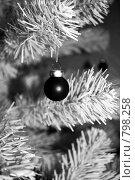 Новогоднее украшение. Стоковое фото, фотограф Елена Панова / Фотобанк Лори