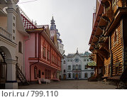 Купить «Измайловский кремль», фото № 799110, снято 8 апреля 2009 г. (c) Андрей Ерофеев / Фотобанк Лори