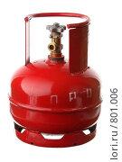 Купить «Баллон для сжиженного газа», фото № 801006, снято 11 апреля 2009 г. (c) Игорь Веснинов / Фотобанк Лори