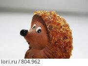 Еж. Стоковое фото, фотограф Татьяна Ежова / Фотобанк Лори