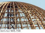 Купол. Стоковое фото, фотограф Виктор Мухин / Фотобанк Лори