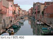 Купить «Канал в Венеции», фото № 805466, снято 29 января 2009 г. (c) Оксана Кацен / Фотобанк Лори