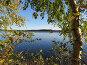 Осенний вечер на берегу Карельского озера, эксклюзивное фото № 805570, снято 25 сентября 2006 г. (c) Тамара Заводскова / Фотобанк Лори