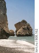 Купить «Скала у моря», фото № 808162, снято 11 июня 2006 г. (c) Харитонова Ольга / Фотобанк Лори