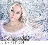 Купить «Снежная королева», фото № 811334, снято 18 февраля 2019 г. (c) Losevsky Pavel / Фотобанк Лори