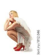 Купить «Девушка с крыльями ангела», фото № 812046, снято 29 января 2020 г. (c) Losevsky Pavel / Фотобанк Лори