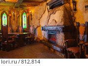 Купить «Интерьер ресторана», фото № 812814, снято 22 февраля 2019 г. (c) Лямзин Дмитрий / Фотобанк Лори