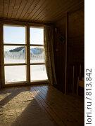 Окно (2009 год). Стоковое фото, фотограф Игорь Жуленко / Фотобанк Лори