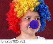 Купить «Маленький клоун», фото № 825702, снято 1 июня 2006 г. (c) A Челмодеев / Фотобанк Лори
