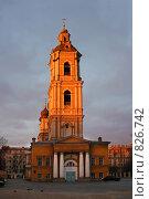 Купить «Церковь Благовещения Пресвятой Богородицы в Санкт-Петербурге», фото № 826742, снято 13 ноября 2018 г. (c) Полина Столбушинская / Фотобанк Лори