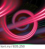 Купить «Розовая спираль», иллюстрация № 835250 (c) Шубочкин Василий / Фотобанк Лори