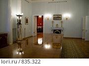 Купить «Интерьер Мэрии Москвы», фото № 835322, снято 18 апреля 2009 г. (c) Старкова Ольга / Фотобанк Лори