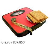 Купить «Строгая диета, или как сбросить лишний вес», фото № 837850, снято 26 апреля 2009 г. (c) Инна Грязнова / Фотобанк Лори