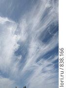 Небесная палитра. Стоковое фото, фотограф Соловова Валентина Олеговна / Фотобанк Лори