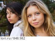 Купить «Контраст», фото № 848982, снято 6 октября 2008 г. (c) Михаил Лавренов / Фотобанк Лори