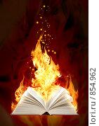Купить «Книга магии Огня», иллюстрация № 854962 (c) Лукиянова Наталья / Фотобанк Лори