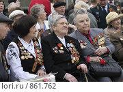 Купить «День Победы в Балашихе, 2009 год», эксклюзивное фото № 861762, снято 9 мая 2009 г. (c) Дмитрий Неумоин / Фотобанк Лори