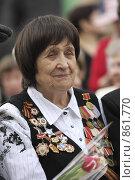Купить «День Победы в Балашихе, 2009 год», эксклюзивное фото № 861770, снято 9 мая 2009 г. (c) Дмитрий Неумоин / Фотобанк Лори
