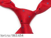 Купить «Красный галстук», фото № 863654, снято 4 мая 2009 г. (c) Руслан Кудрин / Фотобанк Лори