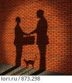 Купить «Взятка», иллюстрация № 873298 (c) Игорь Долгов / Фотобанк Лори