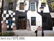 Купить «Кунстхаус, Вена», фото № 875886, снято 23 сентября 2007 г. (c) Irina Opachevsky / Фотобанк Лори