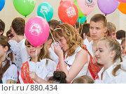 Купить «Школа. Последний звонок.», фото № 880434, снято 23 мая 2009 г. (c) Федор Королевский / Фотобанк Лори