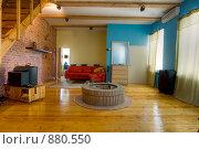 Купить «Интерьер гостиной», фото № 880550, снято 20 августа 2007 г. (c) Михаил Лукьянов / Фотобанк Лори