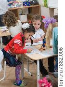 Купить «В детском саду», фото № 882006, снято 5 мая 2009 г. (c) Федор Королевский / Фотобанк Лори