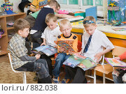 Купить «В детском саду», фото № 882038, снято 5 мая 2009 г. (c) Федор Королевский / Фотобанк Лори