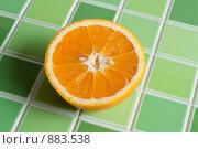 Купить «Апельсин», фото № 883538, снято 19 мая 2009 г. (c) Руслан Кудрин / Фотобанк Лори