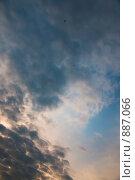 Купить «Небо», фото № 887066, снято 16 мая 2009 г. (c) Ирина Литвин / Фотобанк Лори