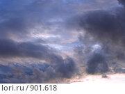 Грозовые облака. Стоковое фото, фотограф Алексей Васильев / Фотобанк Лори