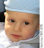 Купить «Малыш», фото № 901978, снято 31 мая 2009 г. (c) Юлия Подгорная / Фотобанк Лори