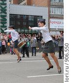 Купить «Летающие милиционерки», эксклюзивное фото № 906550, снято 9 мая 2009 г. (c) Free Wind / Фотобанк Лори