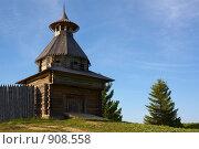 Хохловка. Сторожевая башня (2009 год). Редакционное фото, фотограф Павел Спирин / Фотобанк Лори