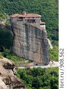 Купить «Греция, Метеоры», эксклюзивное фото № 908562, снято 24 апреля 2009 г. (c) Дмитрий Неумоин / Фотобанк Лори