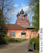 Купить «Церковь Богоявления, г. Ярославль», фото № 911866, снято 10 мая 2009 г. (c) Анна Белова / Фотобанк Лори