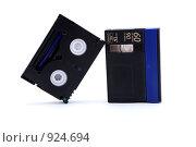 Mini DV. Стоковое фото, фотограф Гордиенко Олег / Фотобанк Лори