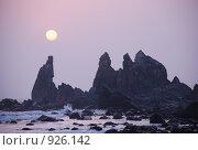 Закат. Стоковое фото, фотограф Ксения Шаханова / Фотобанк Лори