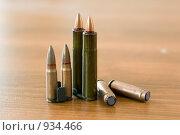 Купить «Боевые патроны для бесшумной стрельбы», фото № 934466, снято 18 июня 2009 г. (c) Татьяна Белова / Фотобанк Лори