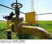 Купить «Газорегулирующая аппаратура», фото № 935470, снято 21 июня 2009 г. (c) Andrey M / Фотобанк Лори